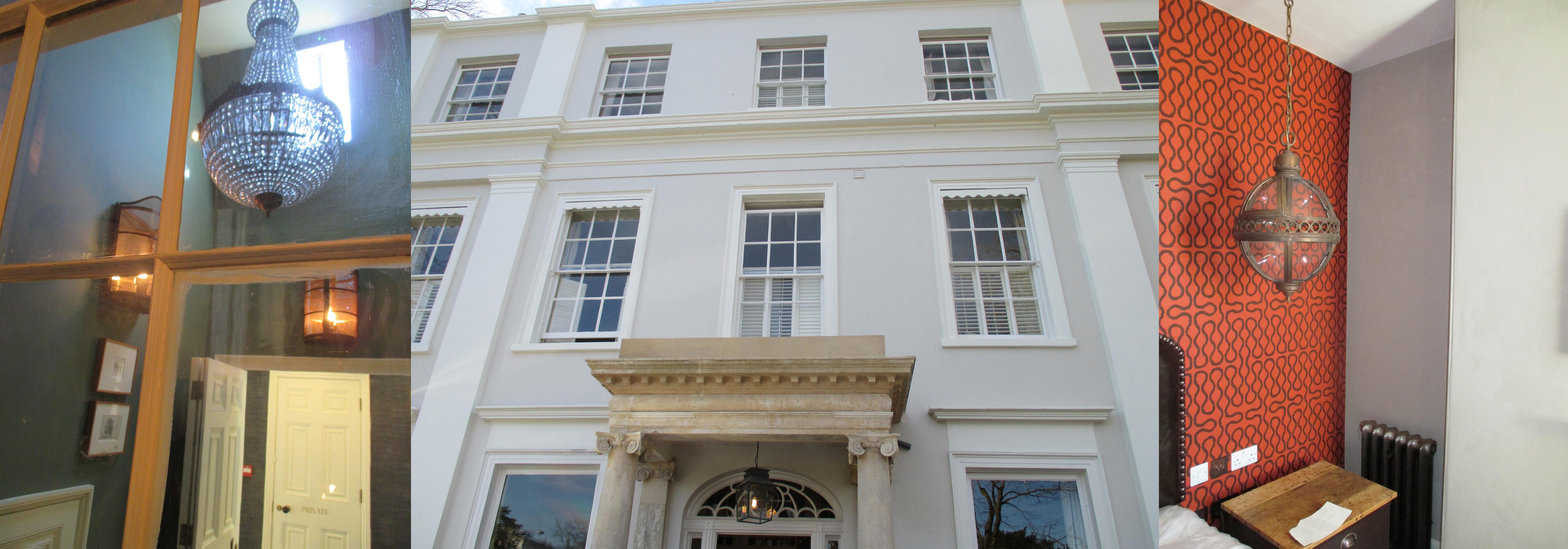 S g bailey paints ltd case studies for Farrow and ball exterior paint reviews