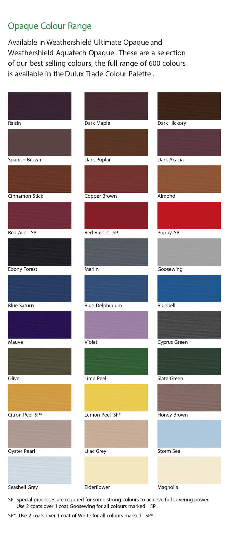 Dulux exterior wood paint colour chart dulux trade quick dry exterior woodstain custom mixed Wood colour paint